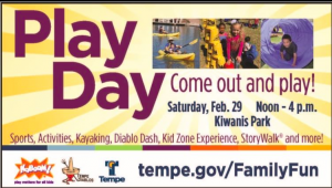 Family Fun Tempe Arizona
