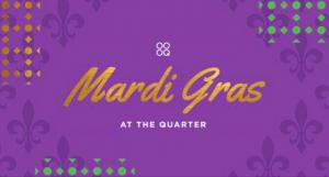 Mardi Gras Scottsdale Quarter