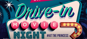 Drive-In Movies at the Scottsdale Princess
